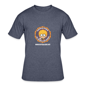 Tactical Geeks - Men's 50/50 T-Shirt