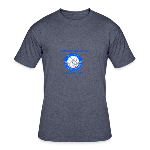 BarberShop Books - Men's 50/50 T-Shirt