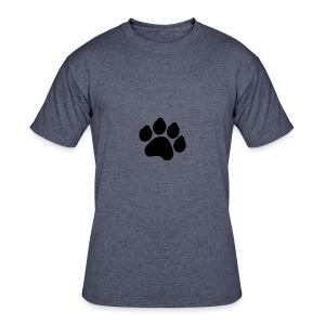 Black Paw Stuff - Men's 50/50 T-Shirt