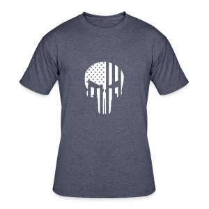 punisher - Men's 50/50 T-Shirt
