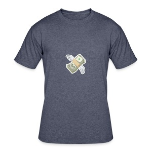 Money With Wings - Men's 50/50 T-Shirt