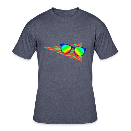 Sunglasses 002 - Men's 50/50 T-Shirt