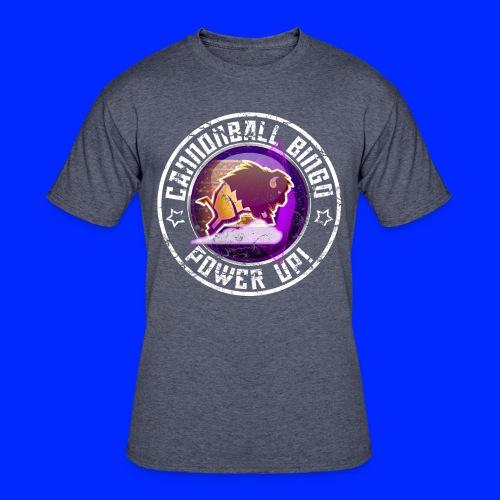 Vintage Stampede Power-Up Tee - Men's 50/50 T-Shirt
