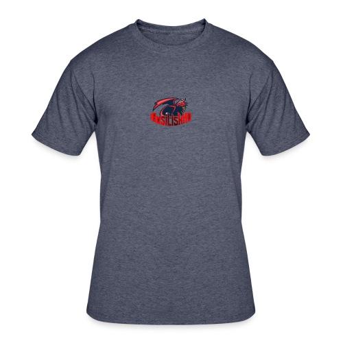 iBasiliskHD Main - Men's 50/50 T-Shirt