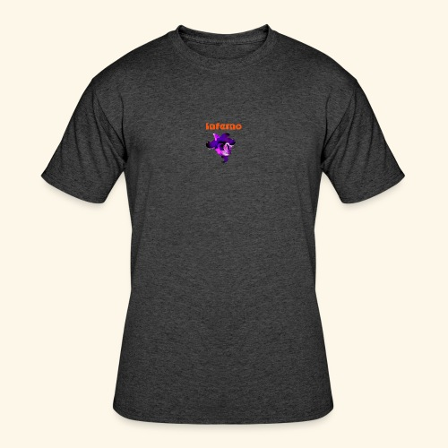 Simple design - Men's 50/50 T-Shirt