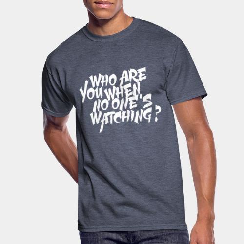 yourself - Men's 50/50 T-Shirt
