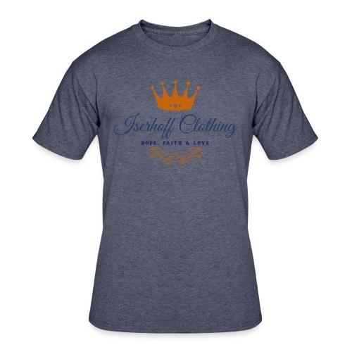 Iserhoff Clothing - Men's 50/50 T-Shirt