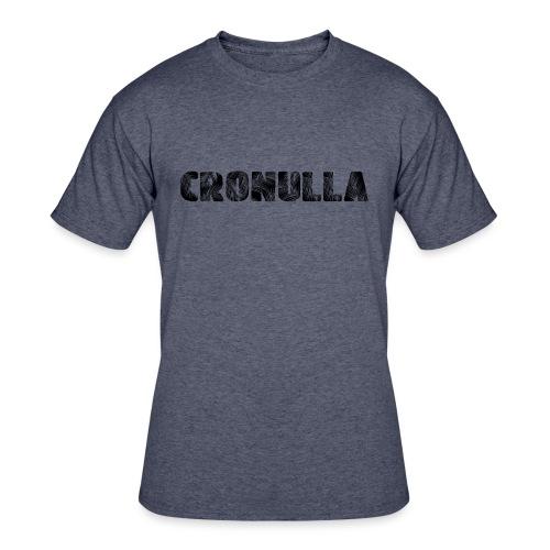 Cronulla Black - Men's 50/50 T-Shirt