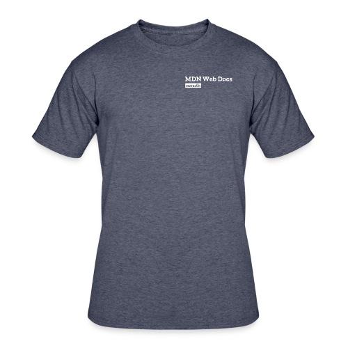 MDN Web Docs - Men's 50/50 T-Shirt