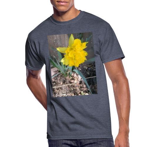 YELLOWFLOWER by S.J.Photography - Men's 50/50 T-Shirt