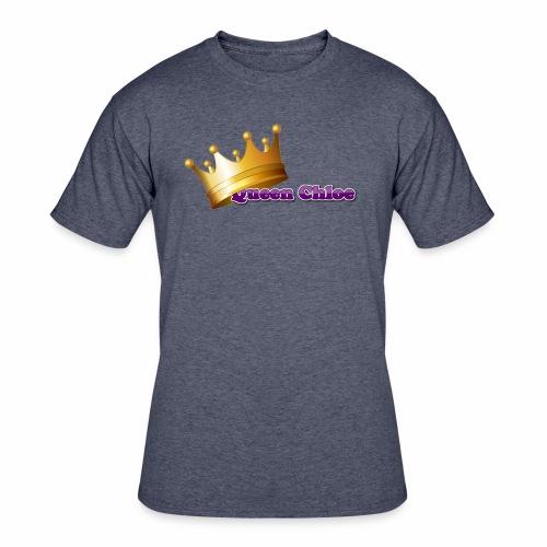 Queen Chloe - Men's 50/50 T-Shirt