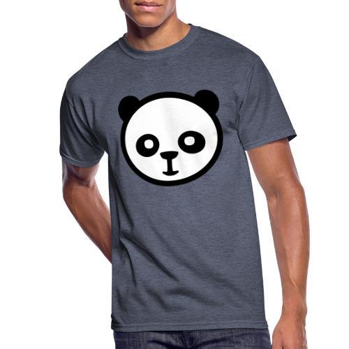 Panda bear, Big panda, Giant panda, Bamboo bear - Men's 50/50 T-Shirt