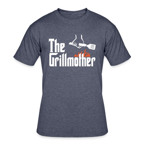 The Grillmother - Men's 50/50 T-Shirt