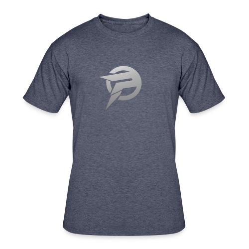 2dlogopath - Men's 50/50 T-Shirt