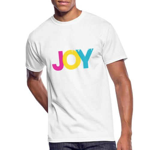 But First, Joy Merch - Men's 50/50 T-Shirt