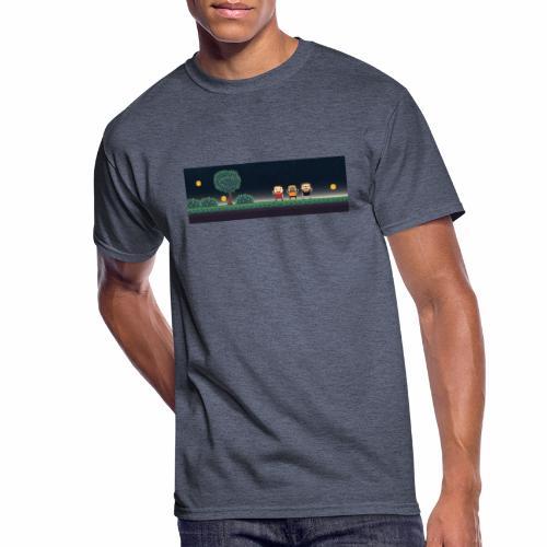 Twitter Header 01 - Men's 50/50 T-Shirt