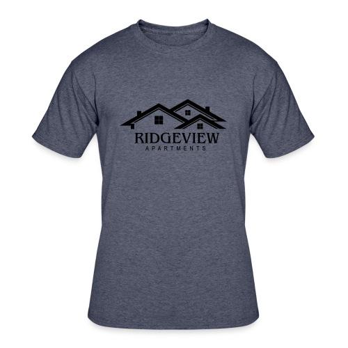 Ridgeview Apartments - Men's 50/50 T-Shirt