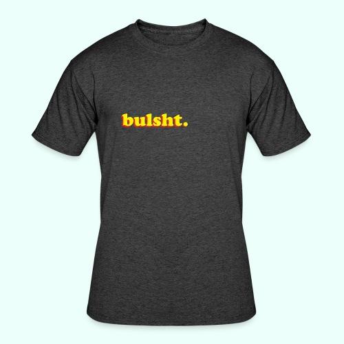 BulSht. Logo - Men's 50/50 T-Shirt