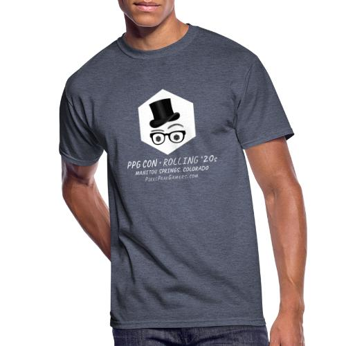 Pikes Peak Gamers Convention 2020 - Men's 50/50 T-Shirt