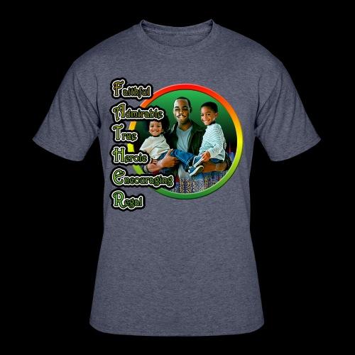 Father 01 - Men's 50/50 T-Shirt