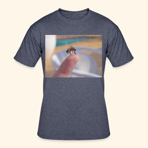 bee - Men's 50/50 T-Shirt