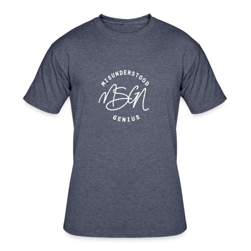 MSGN Logo - Men's 50/50 T-Shirt