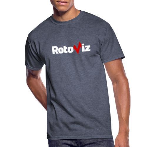 RotoViz - Men's 50/50 T-Shirt