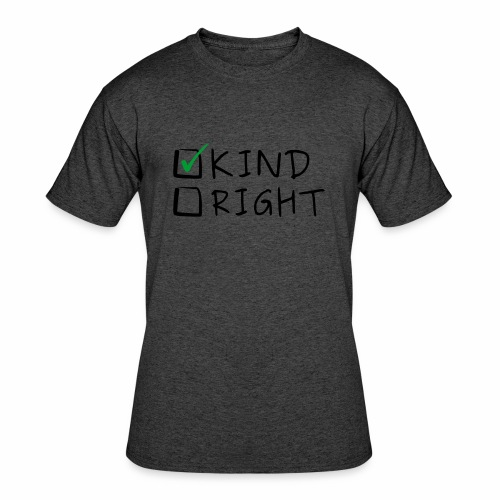 Choose Kind Anti-Bullying - Men's 50/50 T-Shirt