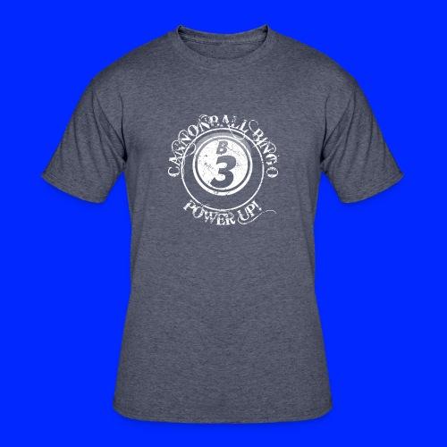 Vintage Cannonball Bingo Ball Tee - Men's 50/50 T-Shirt