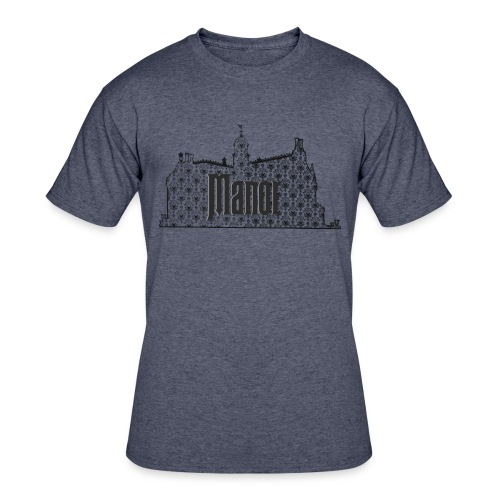 Mind Your Manors - Men's 50/50 T-Shirt