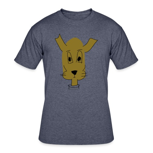 ralph the dog - Men's 50/50 T-Shirt