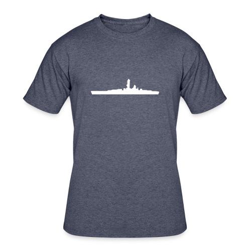 Battleship - Men's 50/50 T-Shirt