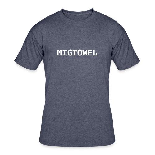Mig Towel, Brother! Mig Towel! - Men's 50/50 T-Shirt