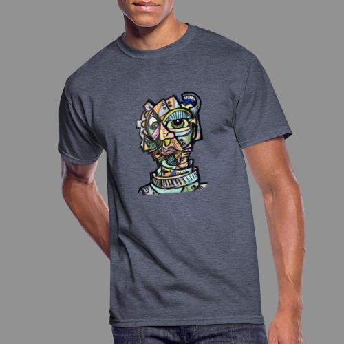 The Machinist - Men's 50/50 T-Shirt