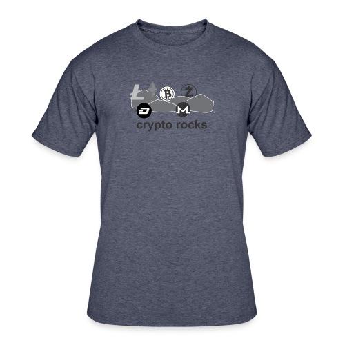 cryptorocks t-shirt - Men's 50/50 T-Shirt