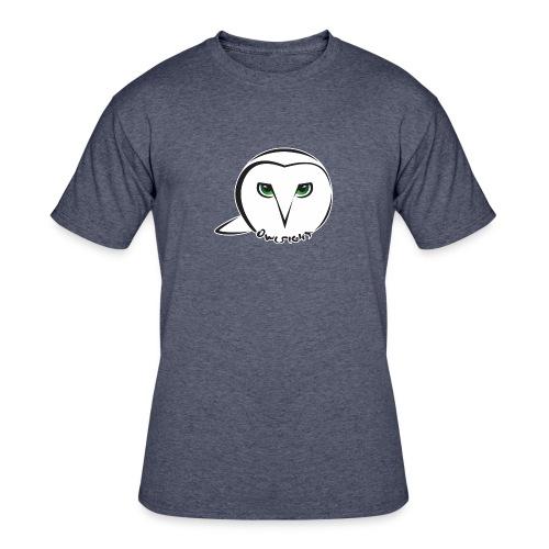 Owlsight - Men's 50/50 T-Shirt