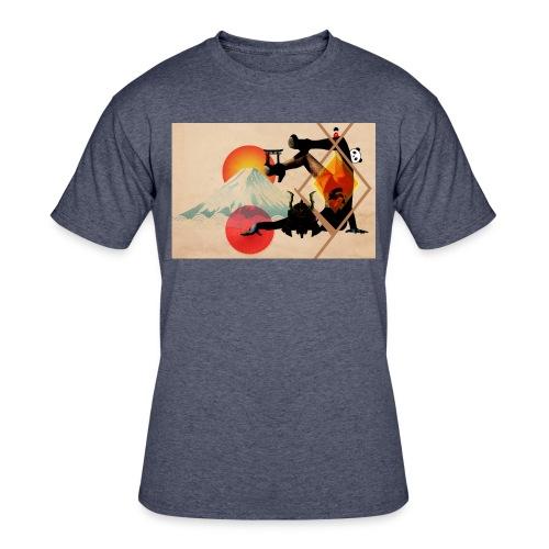 Japaned - Men's 50/50 T-Shirt