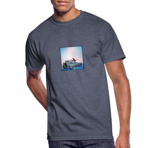 Jay Britton collection - Men's 50/50 T-Shirt