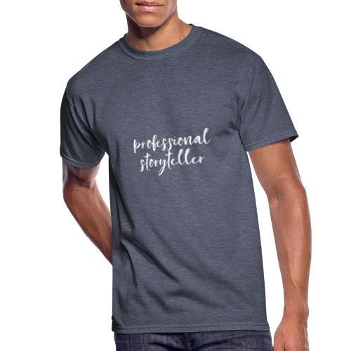 Professional Storyteller - Men's 50/50 T-Shirt