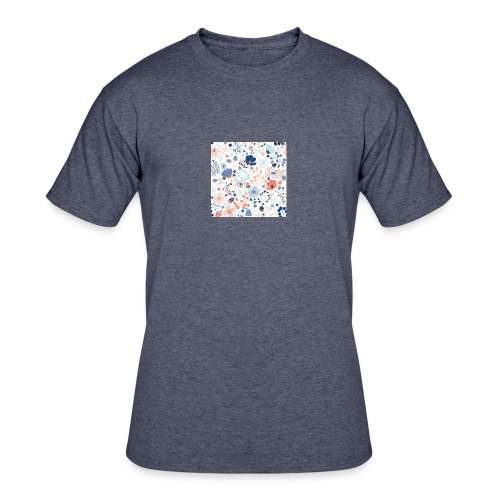 flowers - Men's 50/50 T-Shirt