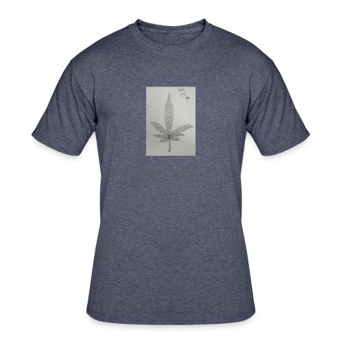 Happy 420 - Men's 50/50 T-Shirt