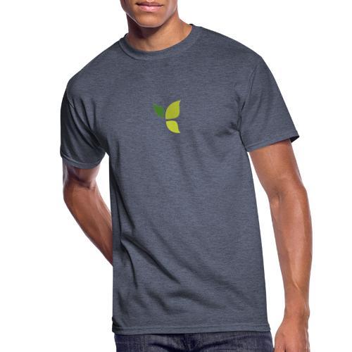 Dom Gooden Leaf Logo - Men's 50/50 T-Shirt