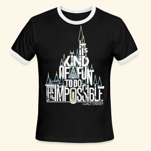 The Impossible - Men's Ringer T-Shirt