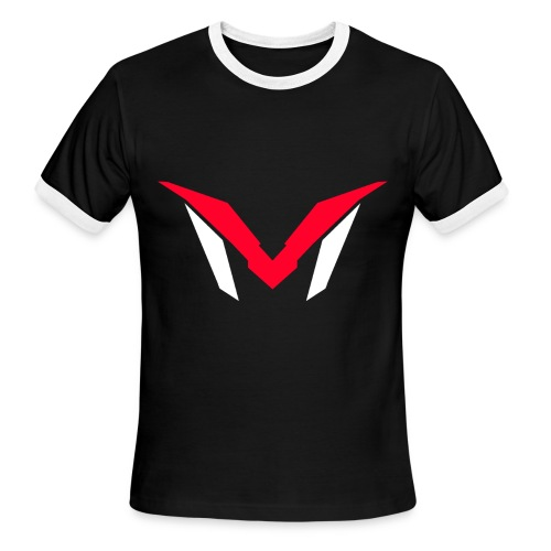 MADD Logo 1 - Men's Ringer T-Shirt