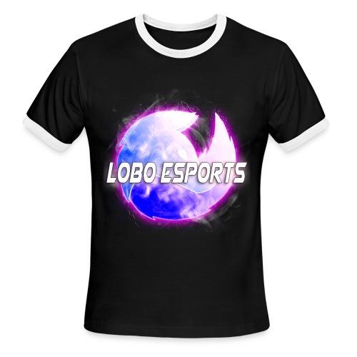 Lobo Esports - Men's Ringer T-Shirt