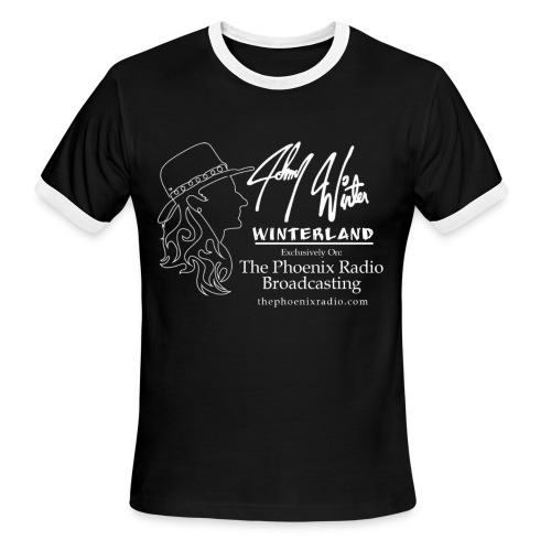 Johnny Winter's Winterland - Men's Ringer T-Shirt
