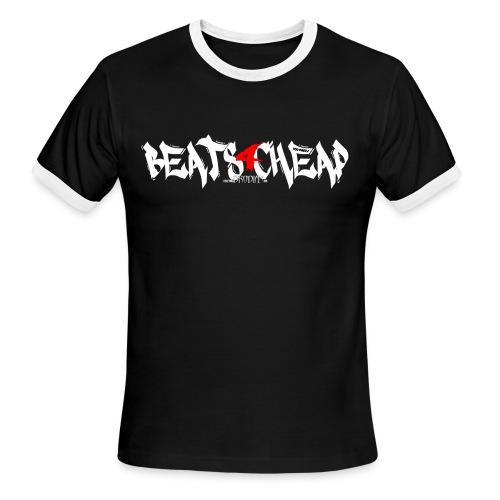 B4C graffiti 2 - Men's Ringer T-Shirt