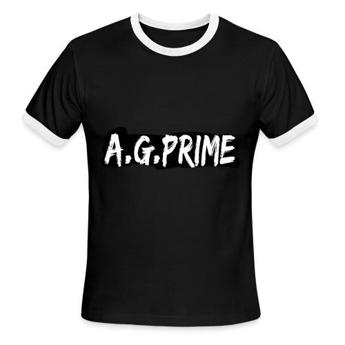 A.G.Prime Merch - Men's Ringer T-Shirt