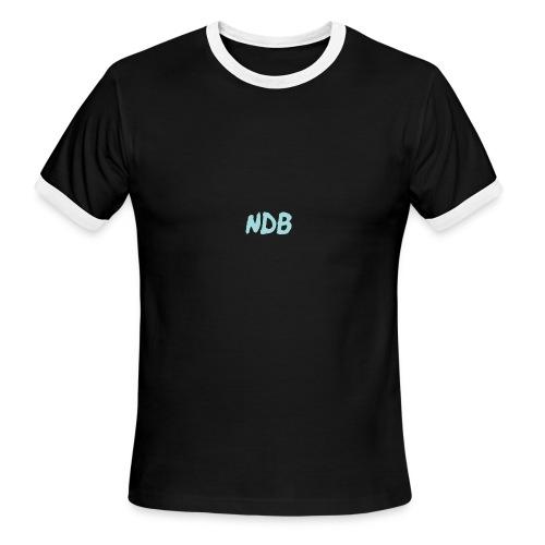 ndb - Men's Ringer T-Shirt