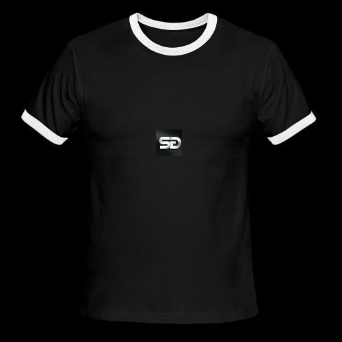 SG SKYJACKED GAMING YOUTUBER LOGO T SHIRT - Men's Ringer T-Shirt